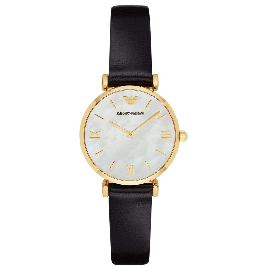 orologio solo tempo donna Emporio Armani Gianni T-Bar AR1910
