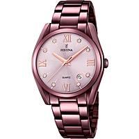 orologio solo tempo donna Festina Boyfriend F16865/2
