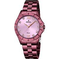 orologio solo tempo donna Festina Boyfriend F16928/A