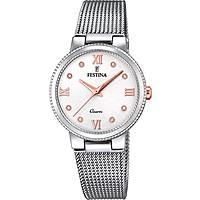 orologio solo tempo donna Festina Boyfriend F16965/4