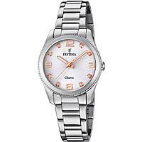 orologio solo tempo donna Festina Boyfriend F20208/1