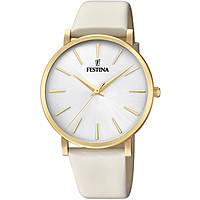 orologio solo tempo donna Festina Boyfriend F20372/1