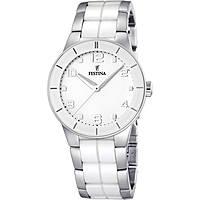 orologio solo tempo donna Festina Ceramic F16531/1