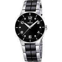 orologio solo tempo donna Festina Ceramic F16531/2