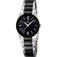 orologio solo tempo donna Festina Ceramic F16534/2