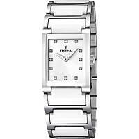 orologio solo tempo donna Festina Ceramic F16536/3