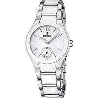 orologio solo tempo donna Festina Ceramic F16588/1