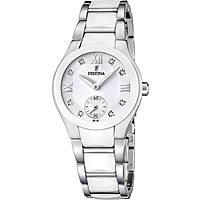 orologio solo tempo donna Festina Ceramic F16588/2
