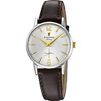 orologio solo tempo donna Festina Extra Collection F20254/2