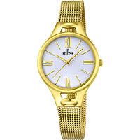 orologio solo tempo donna Festina Mademoiselle F16951/1
