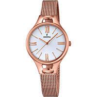 orologio solo tempo donna Festina Mademoiselle F16952/1