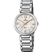 orologio solo tempo donna Festina Mademoiselle F20212/1