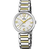 orologio solo tempo donna Festina Mademoiselle F20213/1