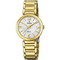 orologio solo tempo donna Festina Mademoiselle F20214/1