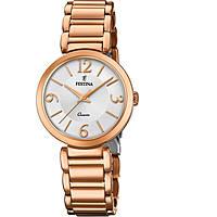 orologio solo tempo donna Festina Mademoiselle F20215/1