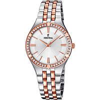 orologio solo tempo donna Festina Mademoiselle F20224/2