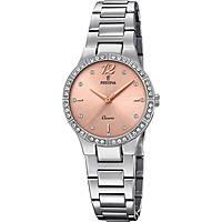 orologio solo tempo donna Festina Mademoiselle F20240/3