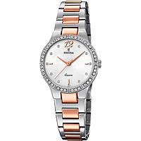 orologio solo tempo donna Festina Mademoiselle F20241/2