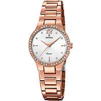 orologio solo tempo donna Festina Mademoiselle F20242/1