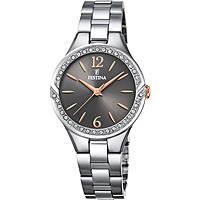 orologio solo tempo donna Festina Mademoiselle F20246/2