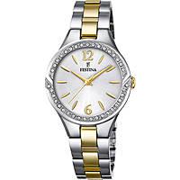 orologio solo tempo donna Festina Mademoiselle F20247/2