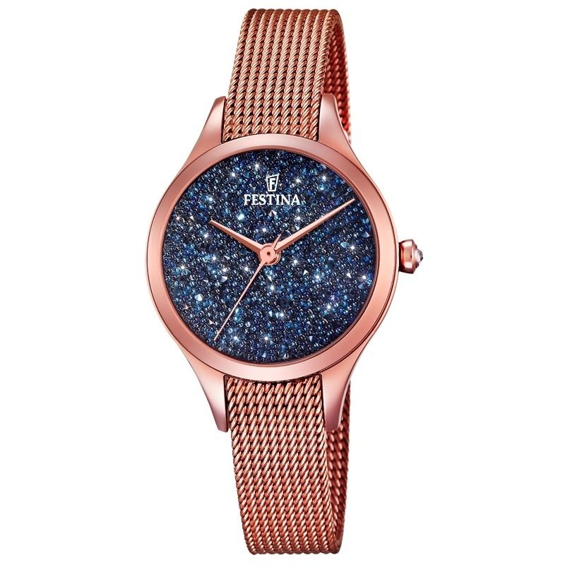 cb75413897cd orologio solo tempo donna Festina Mademoiselle F20338/3 solo tempo ...