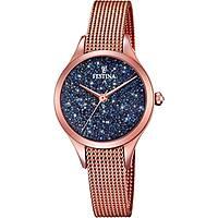 orologio solo tempo donna Festina Mademoiselle F20338/3