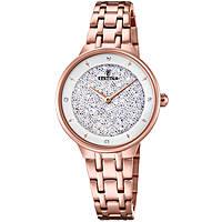 orologio solo tempo donna Festina Mademoiselle F20384/1