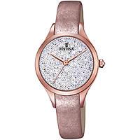 orologio solo tempo donna Festina Mademoiselle F20411/1