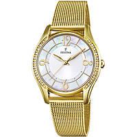orologio solo tempo donna Festina Mademoiselle F20421/1