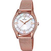 orologio solo tempo donna Festina Mademoiselle F20422/1