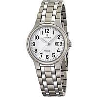 orologio solo tempo donna Festina Titanium F16461/1