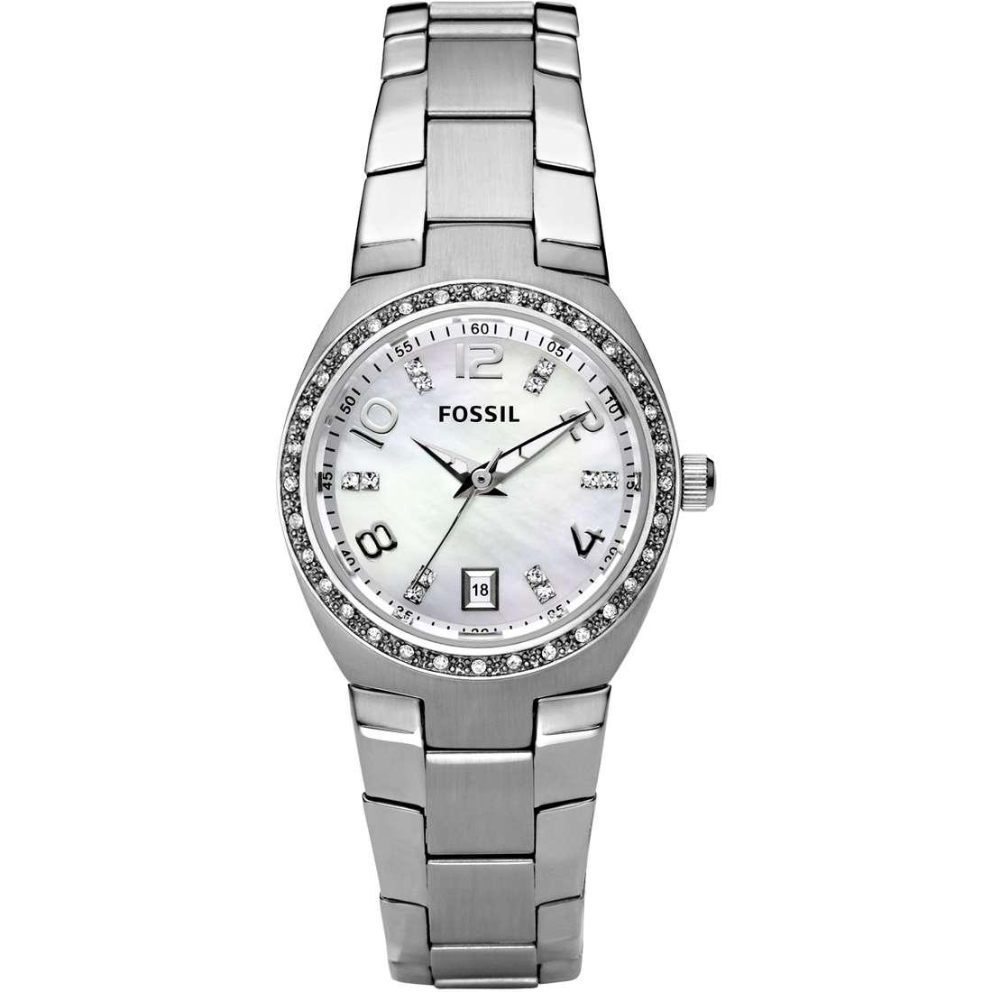 orologio solo tempo donna Fossil AM4141