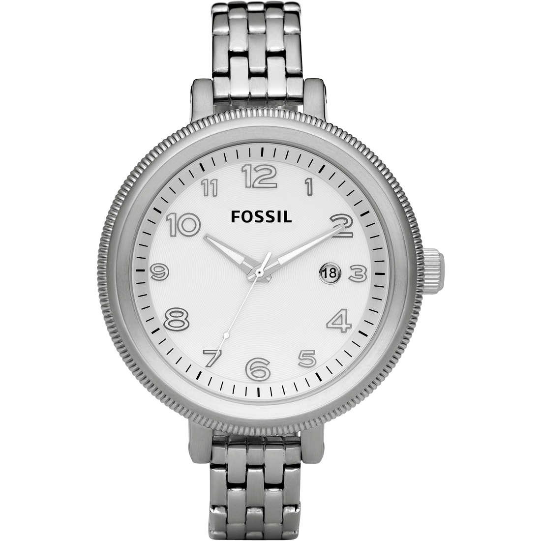 orologio solo tempo donna Fossil AM4305