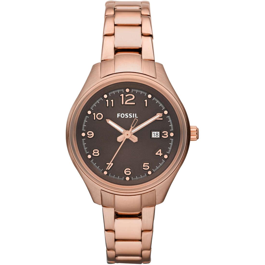 orologio solo tempo donna Fossil AM4366