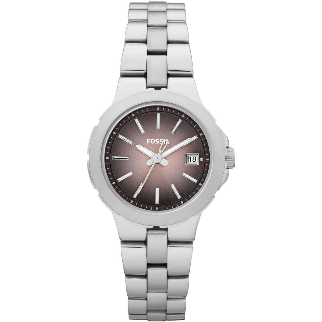 orologio solo tempo donna Fossil AM4404
