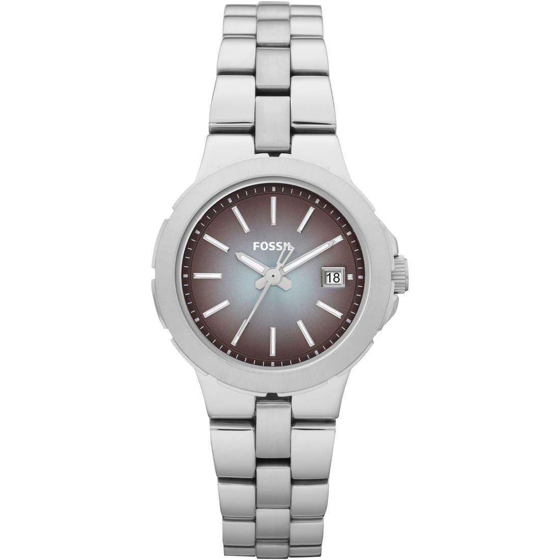 orologio solo tempo donna Fossil AM4405