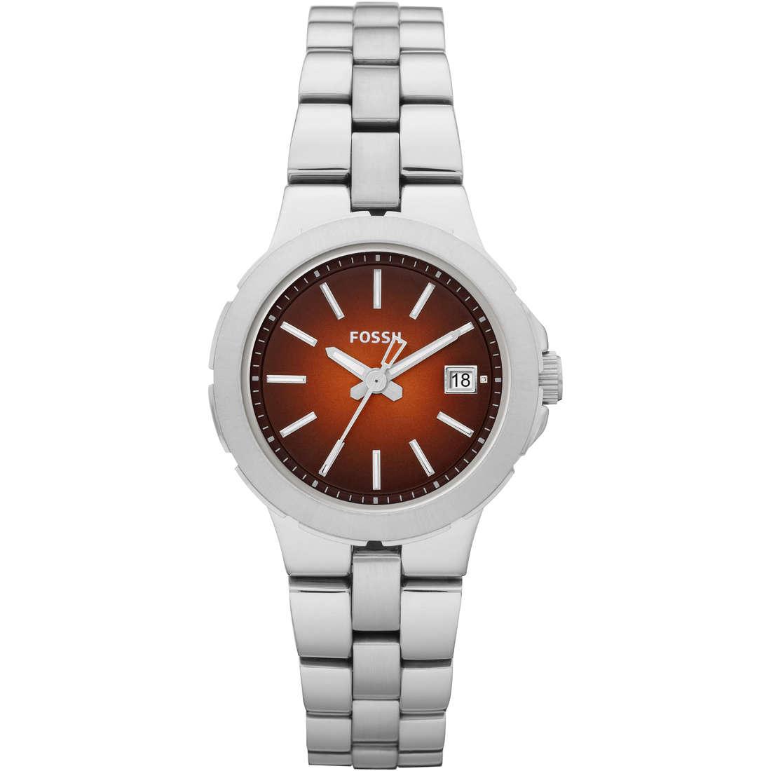 orologio solo tempo donna Fossil AM4406
