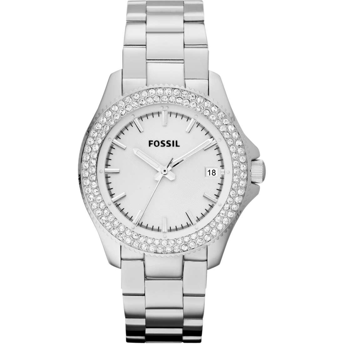 orologio solo tempo donna Fossil AM4452