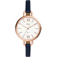 orologio solo tempo donna Fossil Annette ES4355