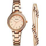 orologio solo tempo donna Fossil Blane ES4337SET