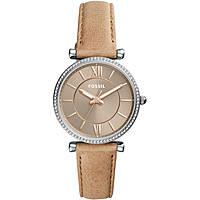 orologio solo tempo donna Fossil Carlie ES4343