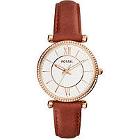 orologio solo tempo donna Fossil Carlie ES4428