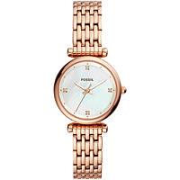 orologio solo tempo donna Fossil Carlie ES4429