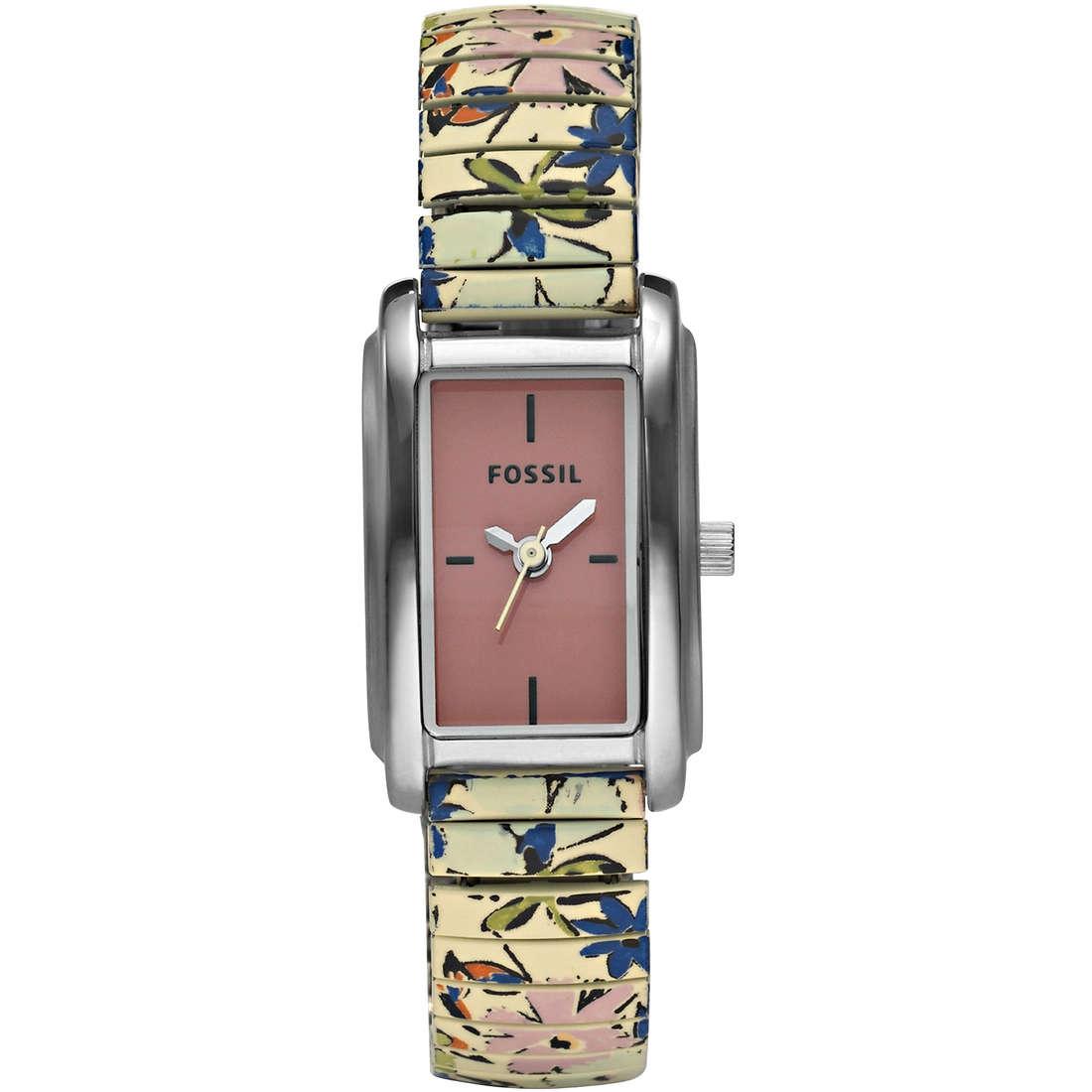orologio solo tempo donna Fossil ES2857