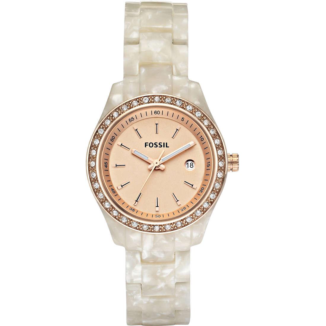 orologio solo tempo donna Fossil ES2864