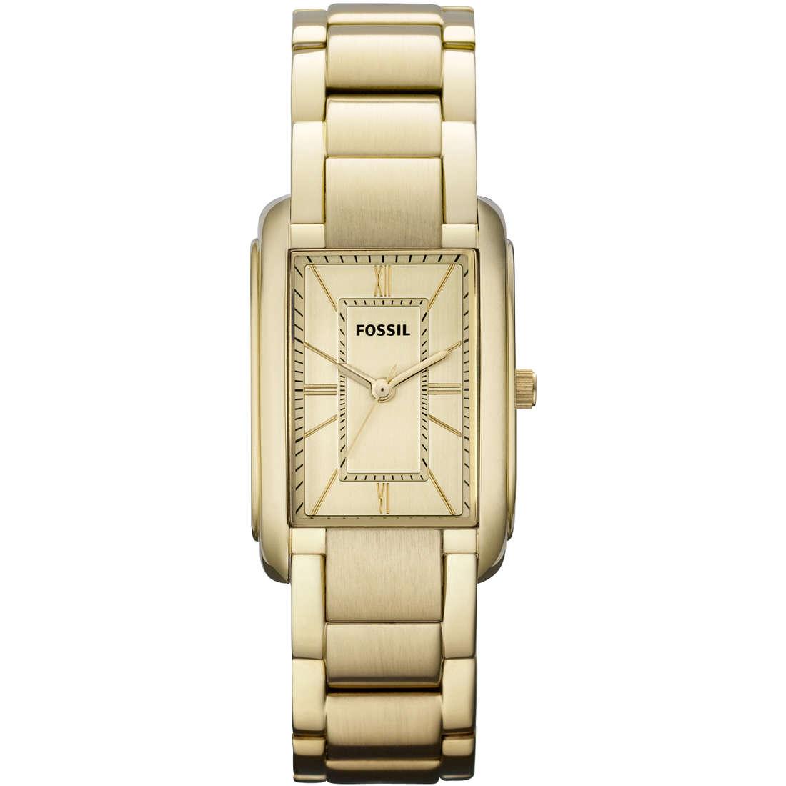 orologio solo tempo donna Fossil ES2985