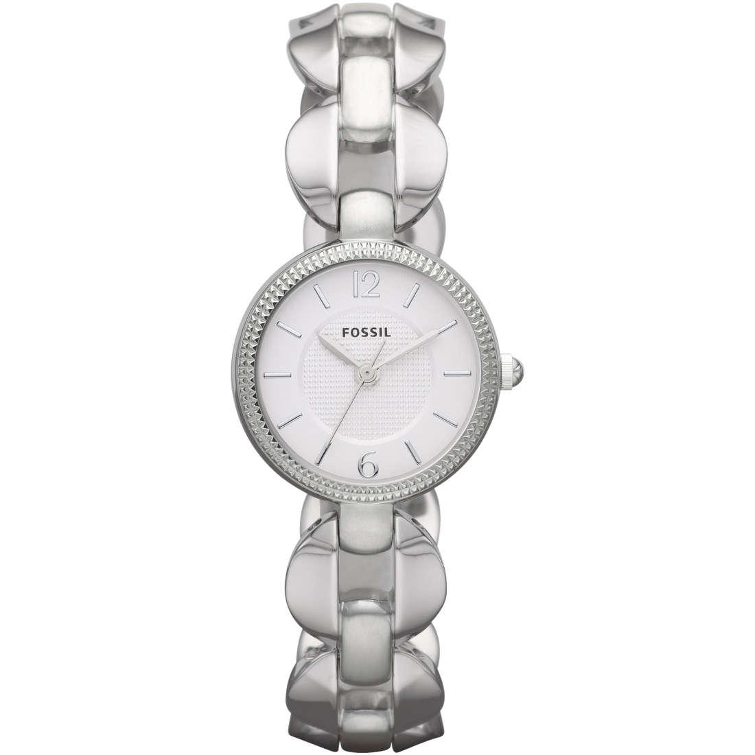 orologio solo tempo donna Fossil ES3010