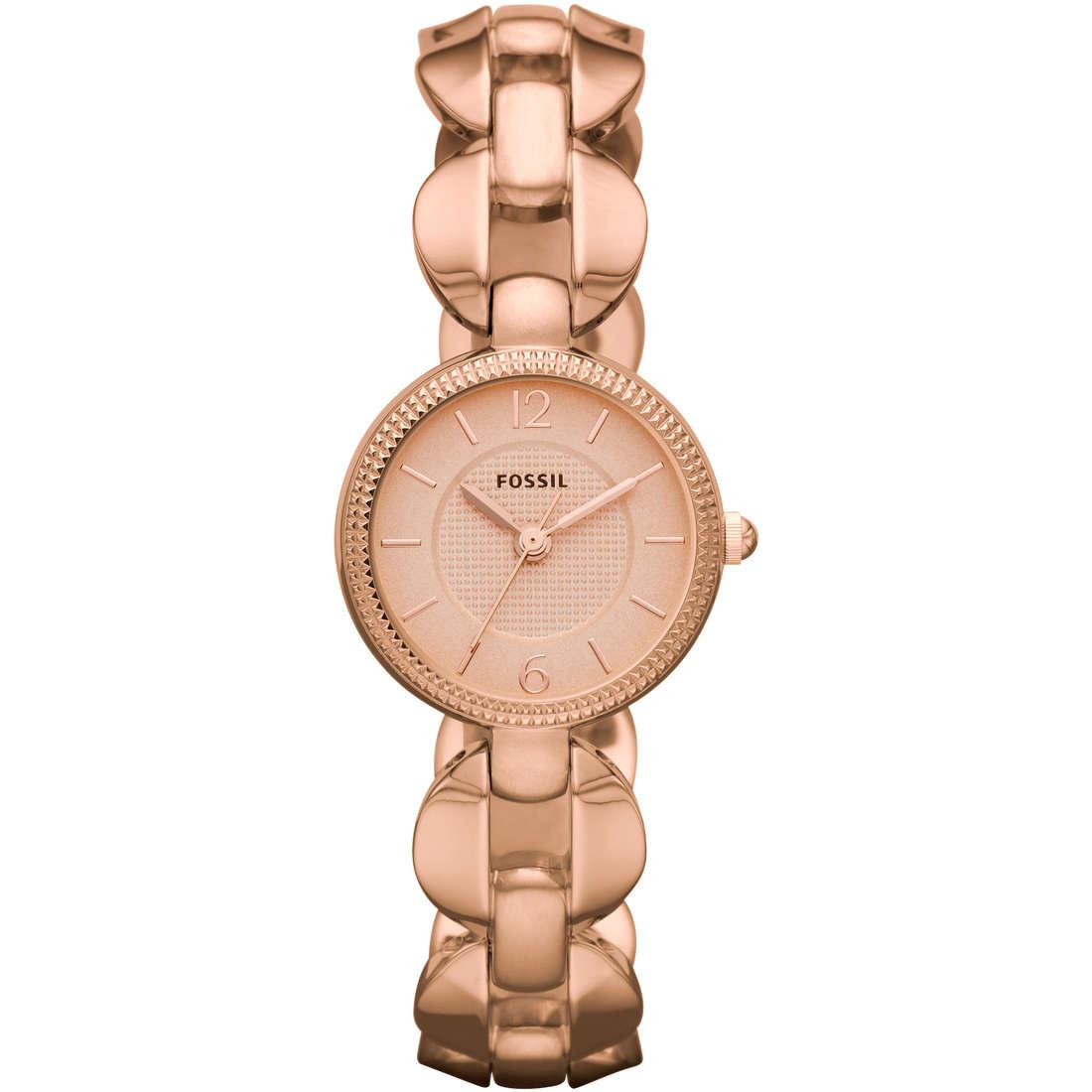 orologio solo tempo donna Fossil ES3011