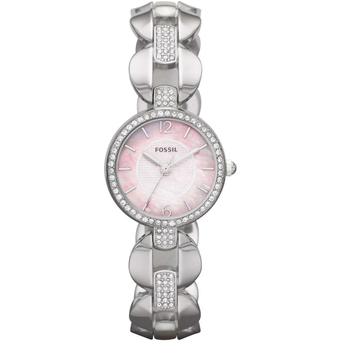 orologio solo tempo donna Fossil ES3012